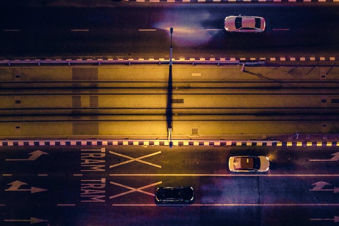 auta, časosběr, dálnice
