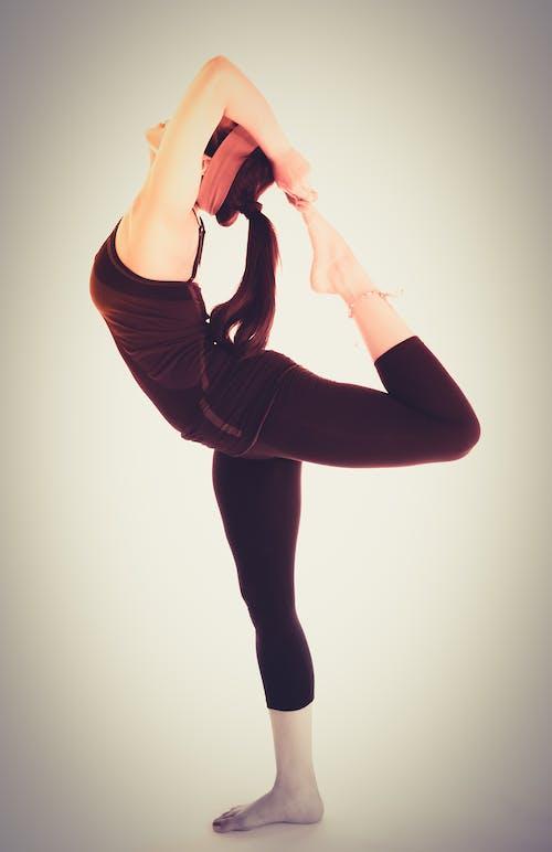 Darmowe zdjęcie z galerii z czas wolny, hobby, joga, medytacja