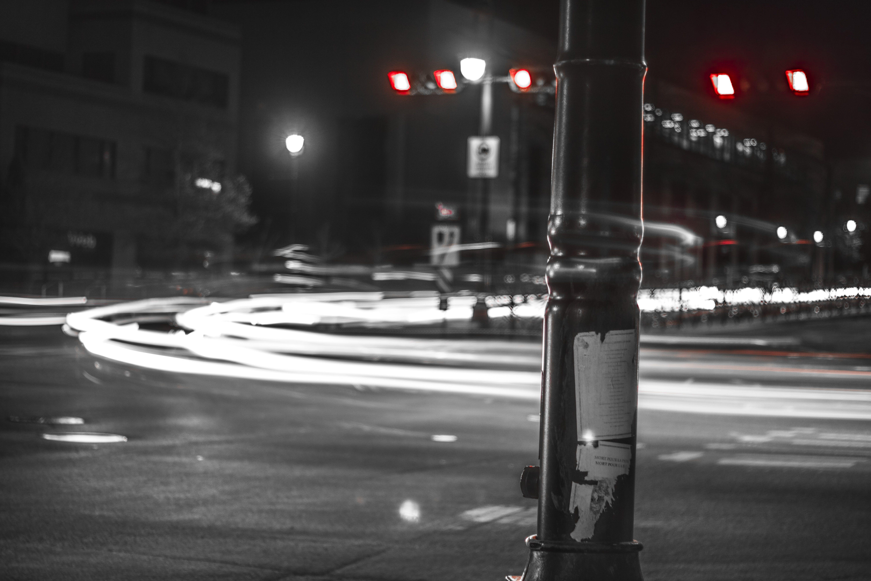 Gratis lagerfoto af bevægelse, bil, by, gade