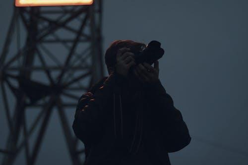 คลังภาพถ่ายฟรี ของ Dlsr, กล้อง, การกระทำ, คน