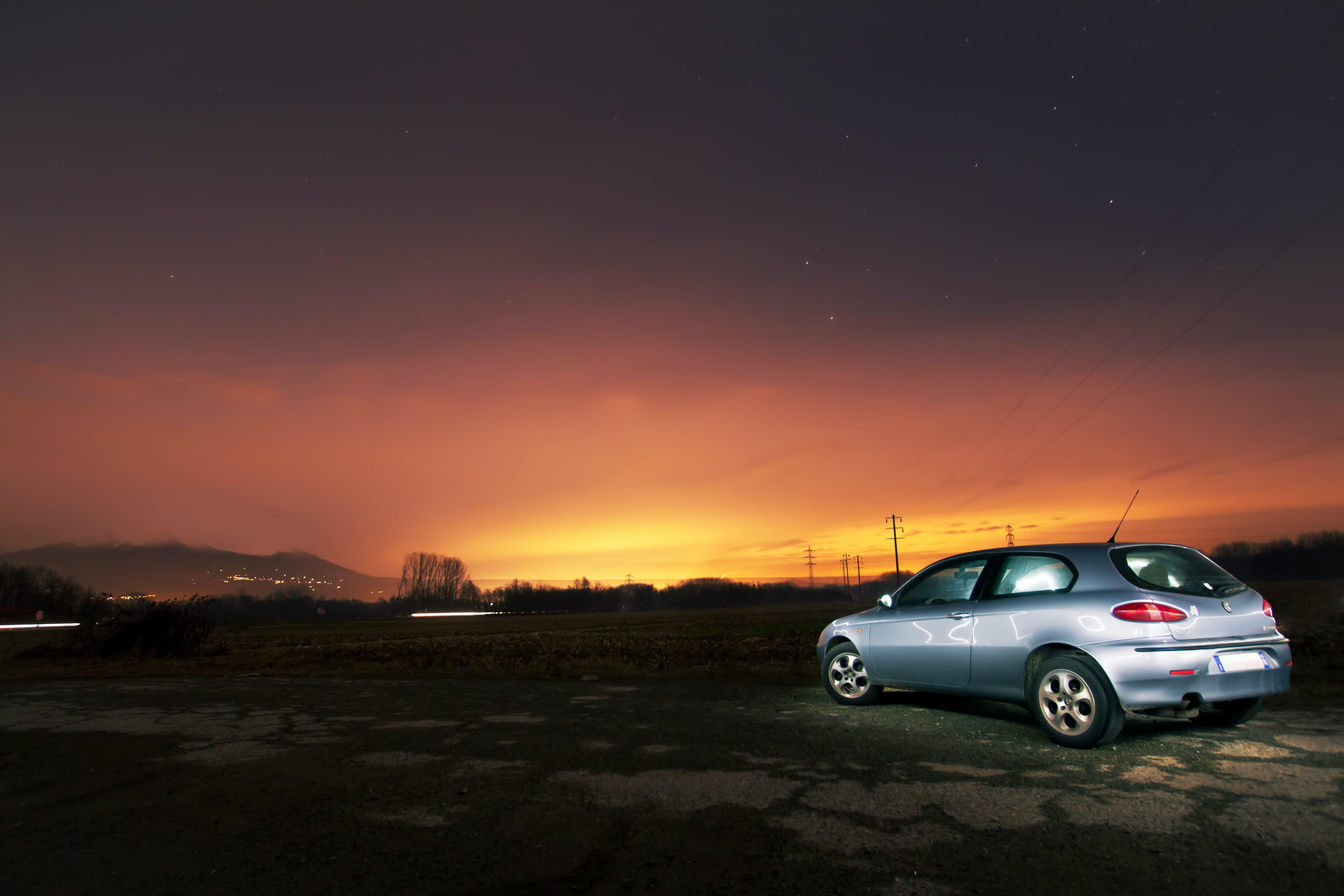Free stock photo of dawn, sky, sunset, night