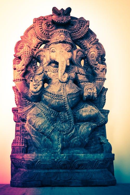 Darmowe zdjęcie z galerii z bóg, ganesha, hinduizm, hindus