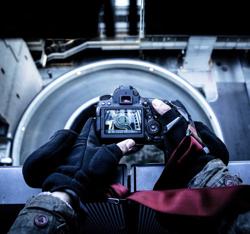 手, 技術, 捕獲, 攝影師 的 免费素材照片