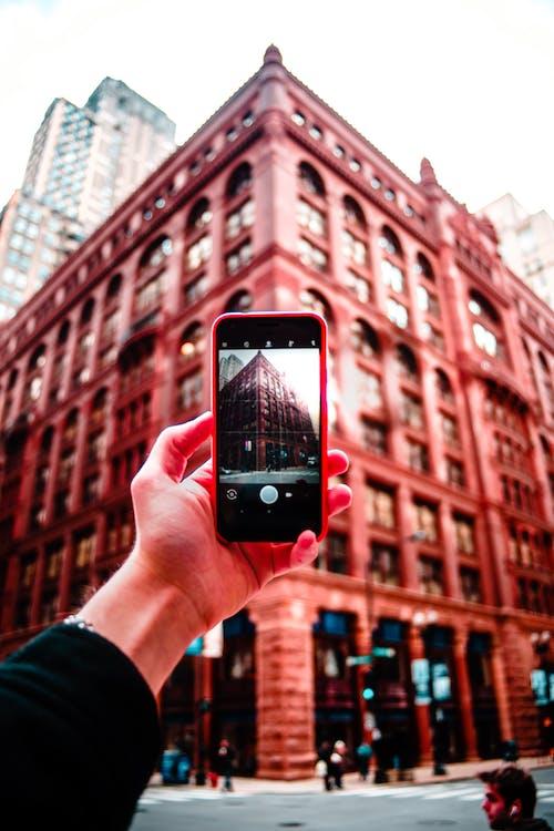 aparat, architektura, budynek