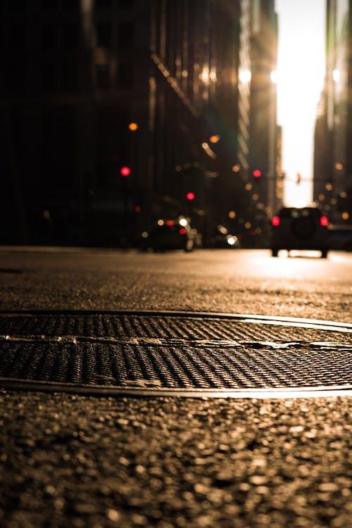 Ảnh lưu trữ miễn phí về ánh sáng, các tòa nhà, cận cảnh, hệ thống giao thông
