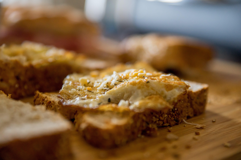 Sliced Loft Bread