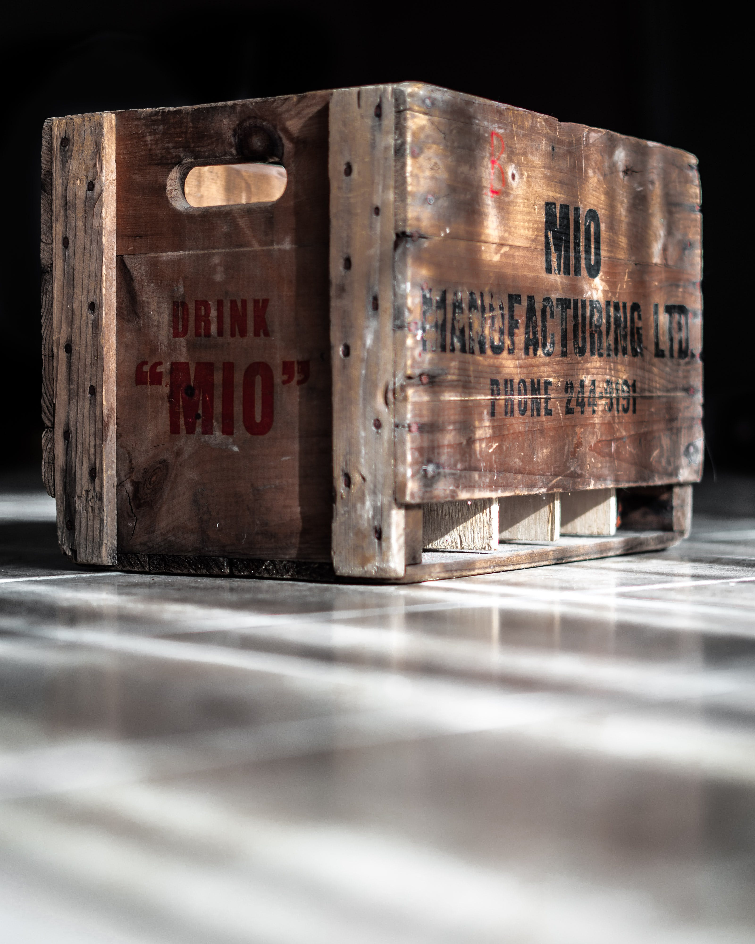 Free stock photo of wooden, box, container