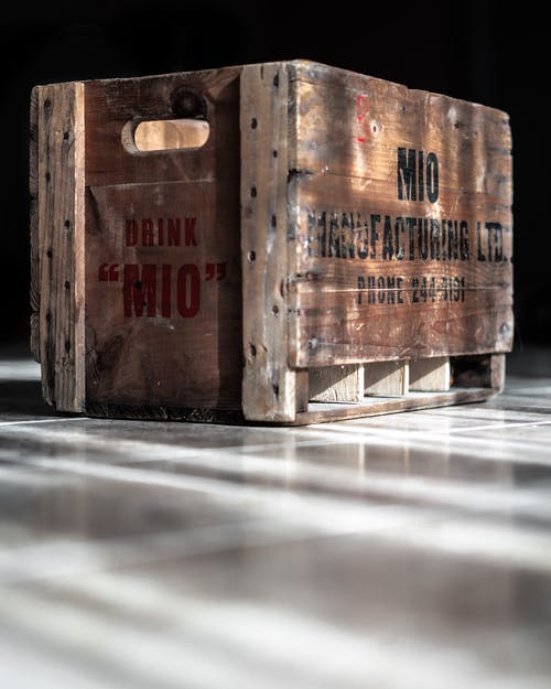 Free stock photo of container, wooden