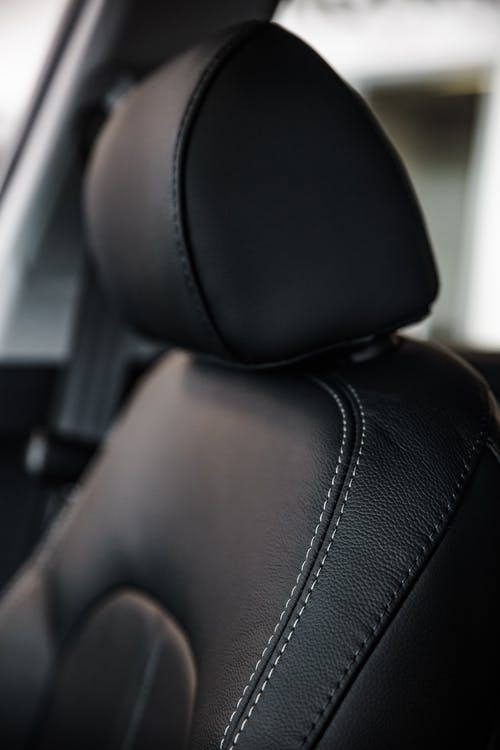 Free stock photo of close up, details, front seat, mercedes