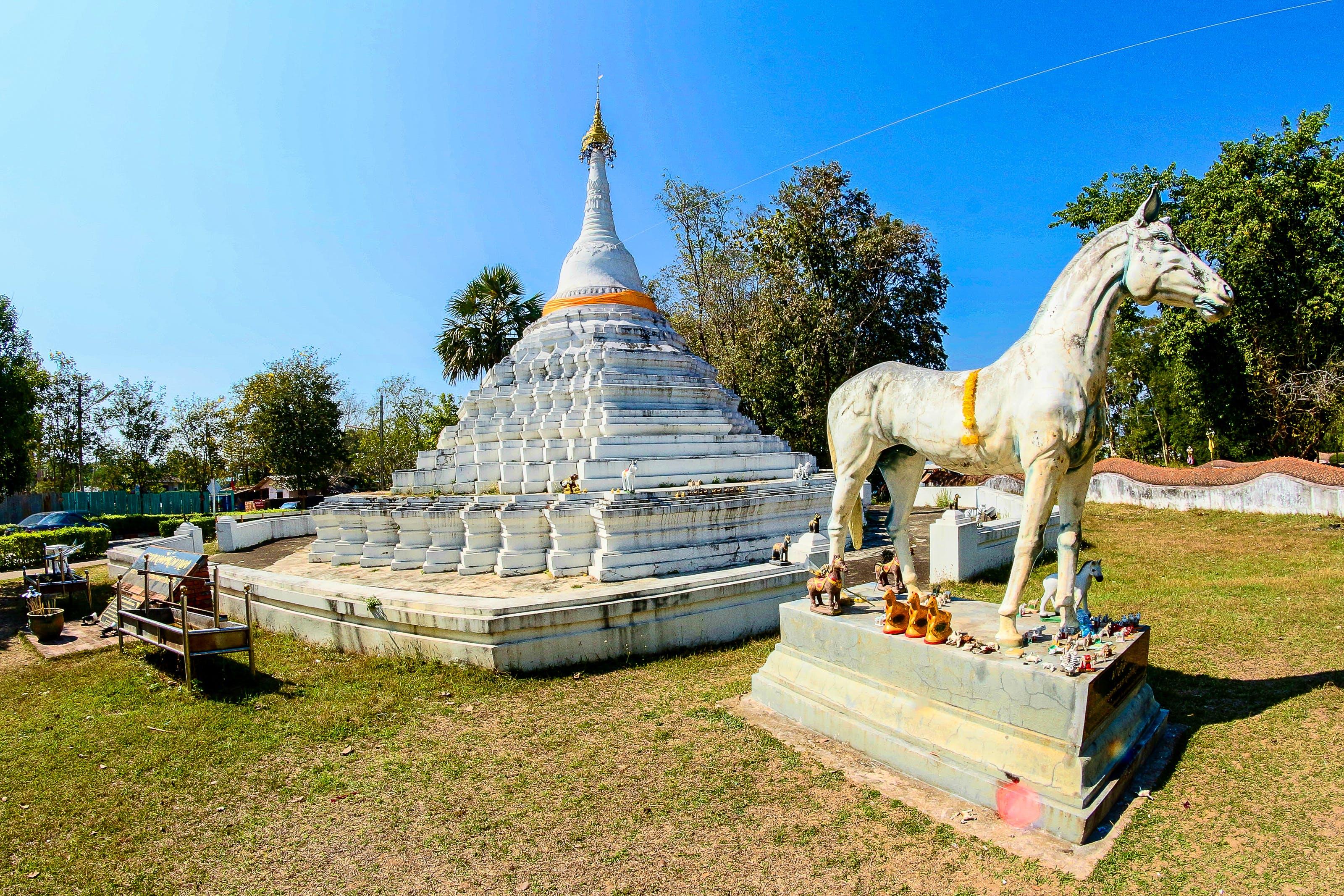 Δωρεάν στοκ φωτογραφιών με background, άγαλμα, άλογο, γλυπτική