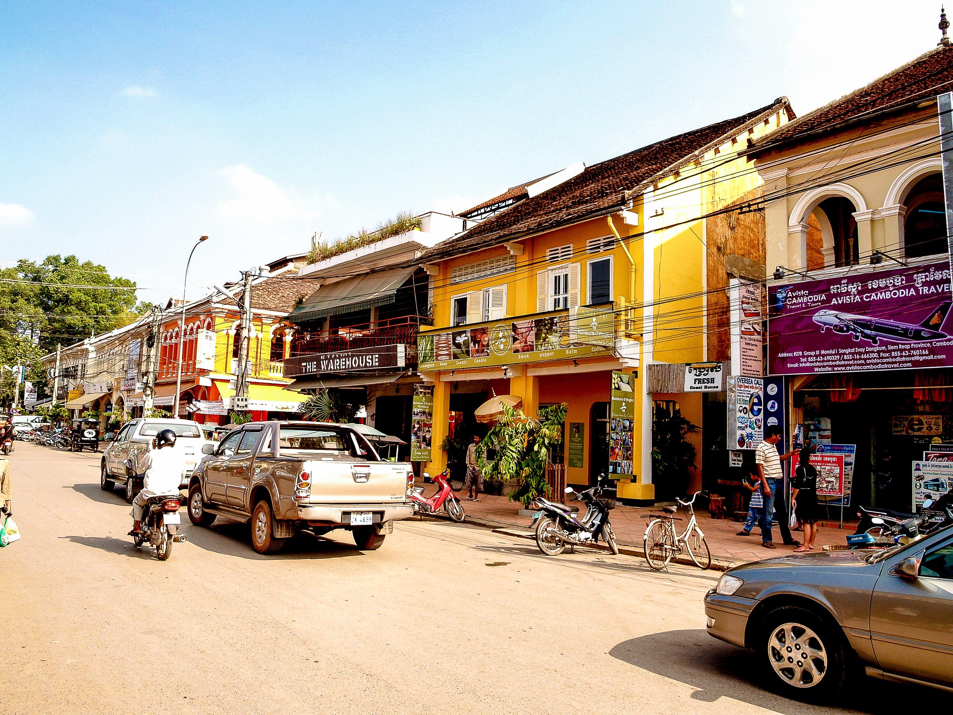 Free stock photo of architecture, asia, building, cambodia