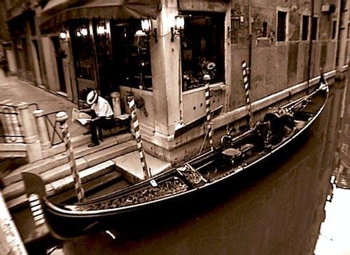 Free stock photo of gondola, gondolas, italy, venice