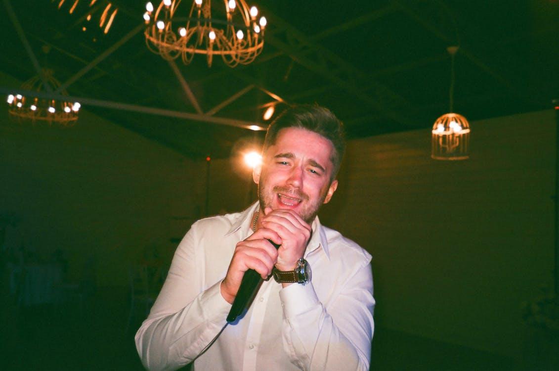 cantando, cantante, energia