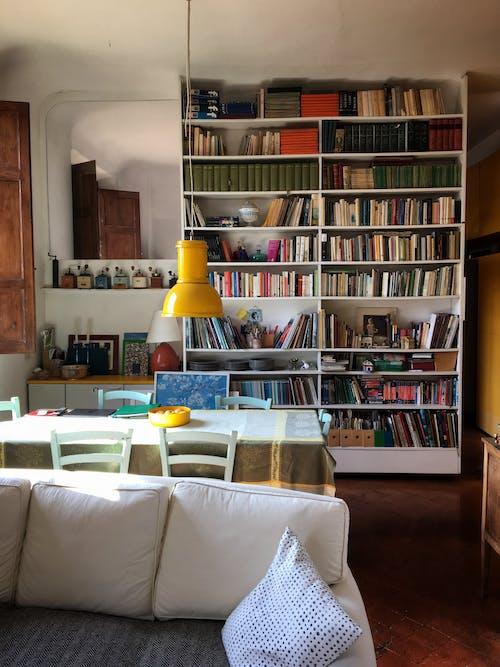 Free stock photo of books, bookshelf, florence