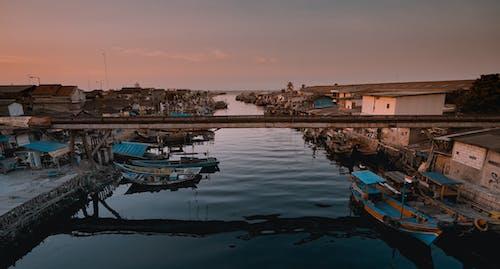 Kostnadsfri bild av båt, båtdäck, båthus, fiskare