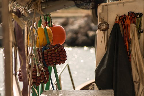 Free stock photo of fishing boat