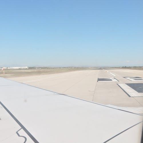 Free stock photo of departure, plane