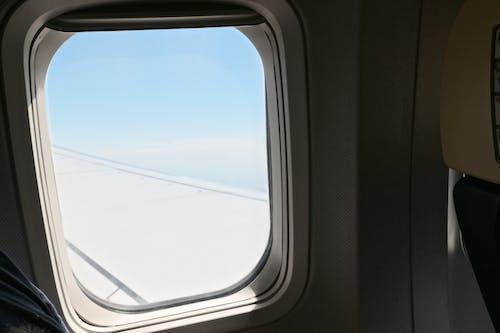 Free stock photo of photography, plane, sky