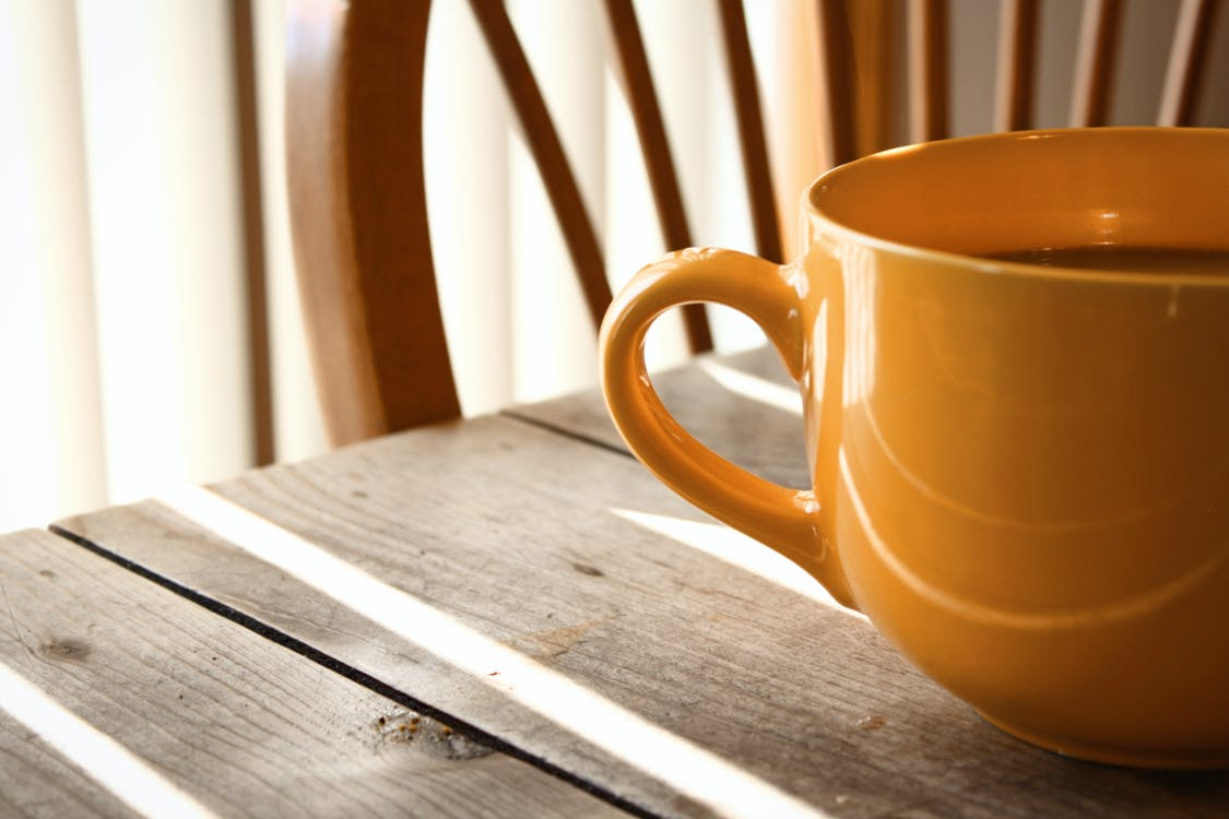 atrăgător, băutură, cafea