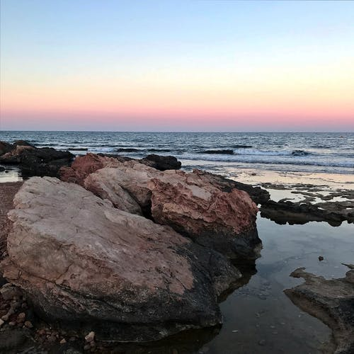 Free stock photo of photography, rocks, sea