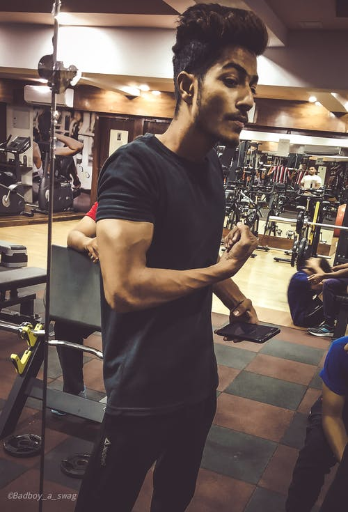 Photos gratuites de #fitness #gym #gymholic #hardwork #men #black #fit