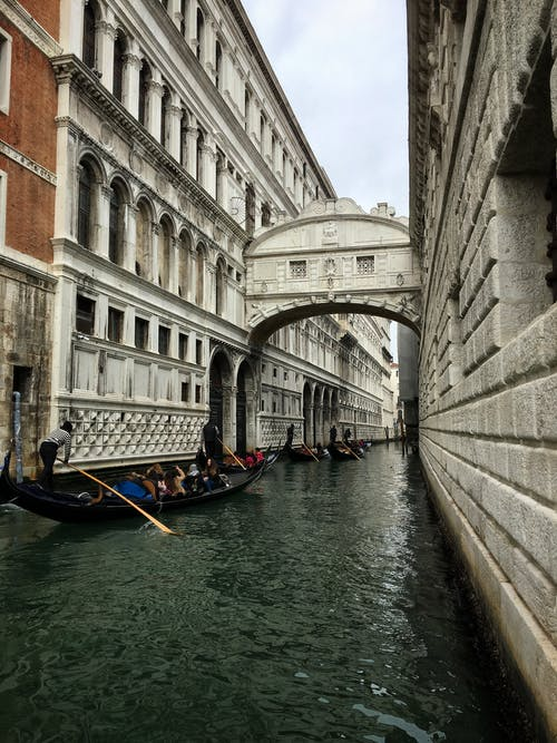 Free stock photo of canal, europe, italy