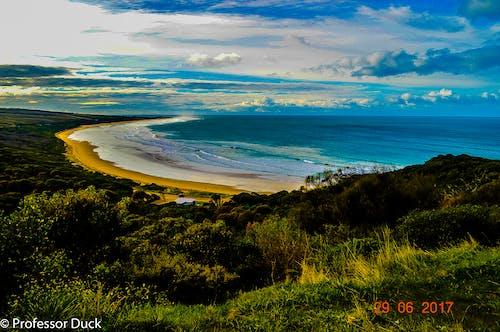 Ilmainen kuvapankkikuva tunnisteilla hiekkaranta, ranta, suuri valtameri ajaa