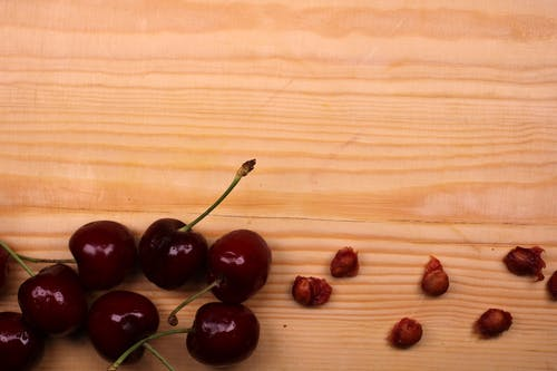 Free stock photo of brown, cherries, cherry, delicious