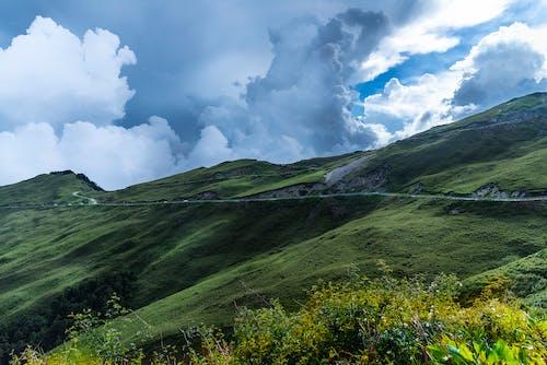 Ingyenes stockfotó felhők, hegy, természetes fény témában