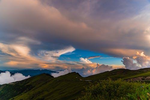 Ingyenes stockfotó hegy, természetes témában