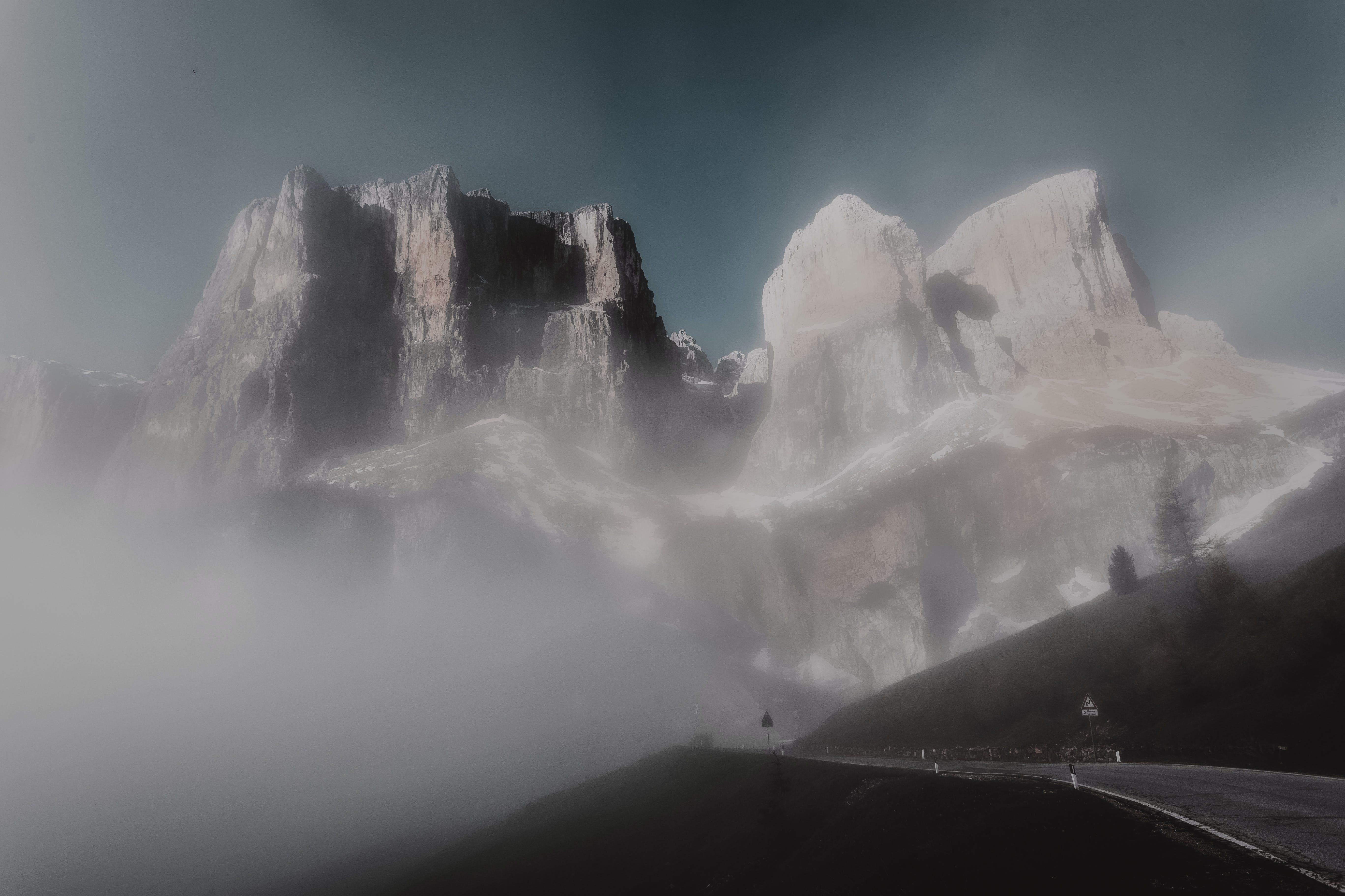 Darmowe zdjęcie z galerii z alpy, dolomity, góra, krajobraz