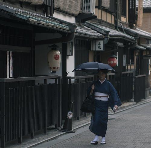 Fotos de stock gratuitas de geisha, gion, kyoto, la vida cotidiana en kyoto
