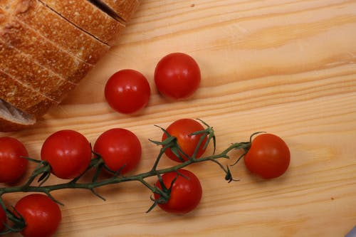 Free stock photo of bread, cherry, delicious, eat