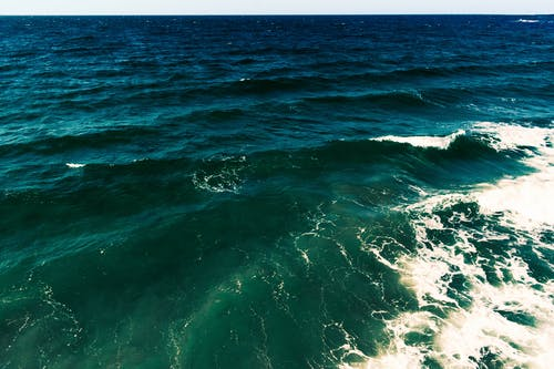 Free stock photo of beach, blue, calm, deep sea