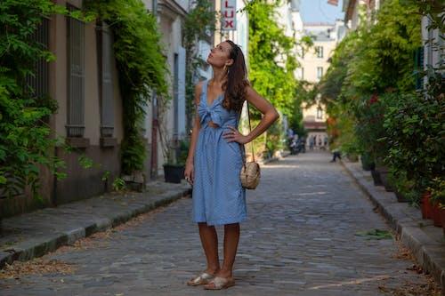 スラブ女性, パリ, ブルネット, 女性の無料の写真素材