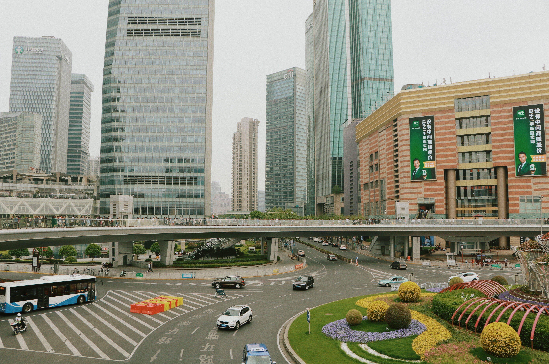 Free stock photo of building, china, city, shanghai
