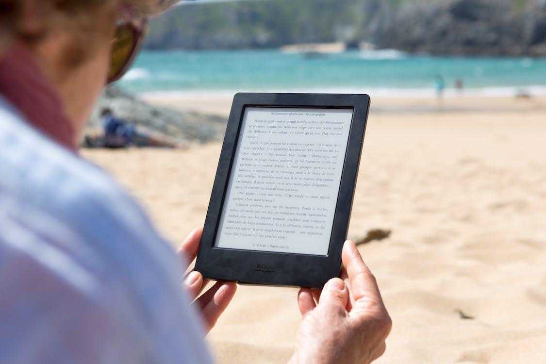 e-book, ebook, kobo