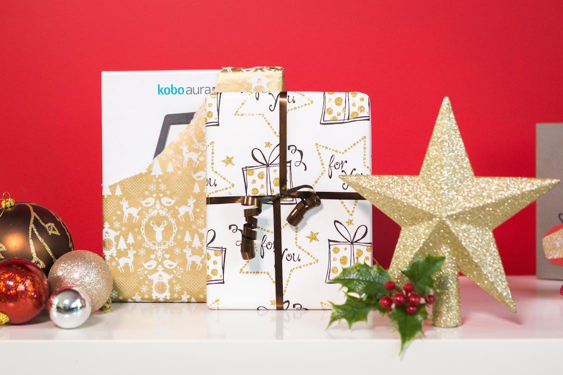 decorazione natalizia, e-book, ebook