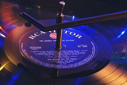 Základová fotografie zdarma na téma gramofon, hudební přehrávač, klasický, talíř gramofonu
