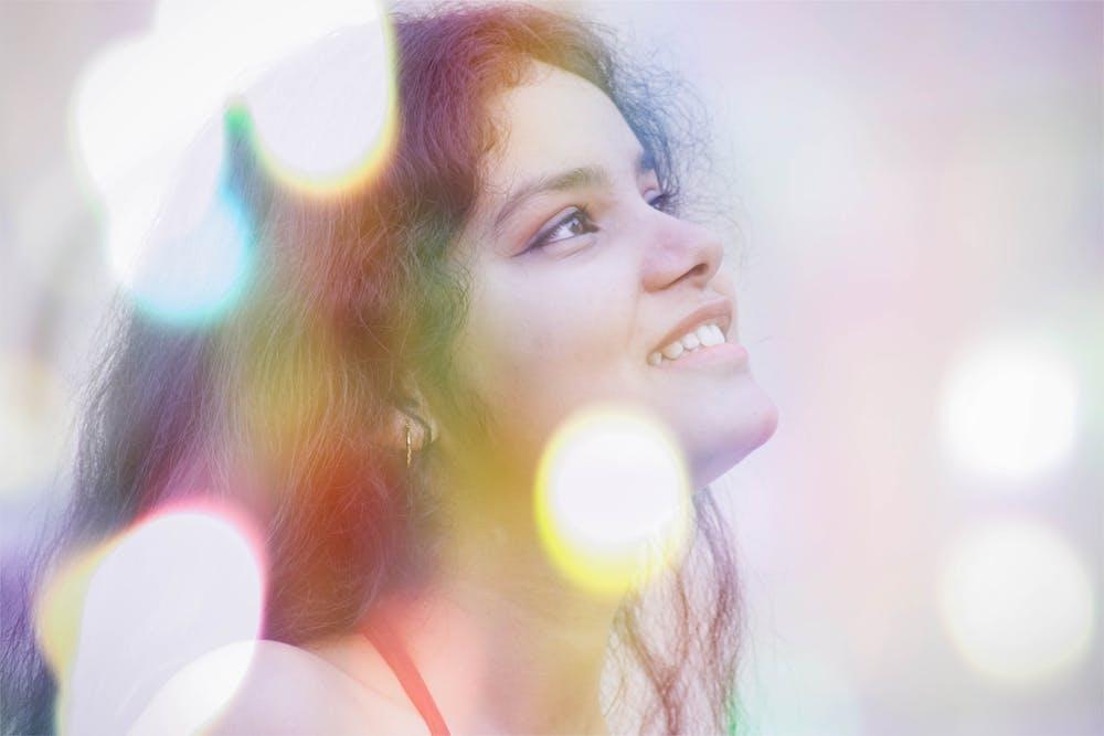 Indian Girl @pexels.com