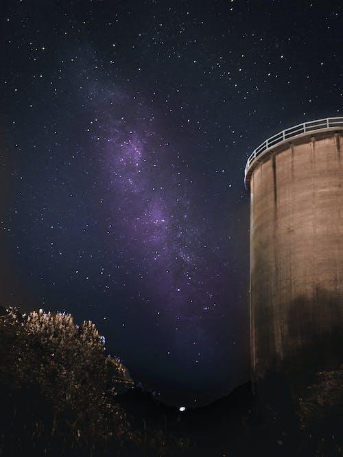 Immagine gratuita di astrologia, astronomia, cielo stellato, costellazione