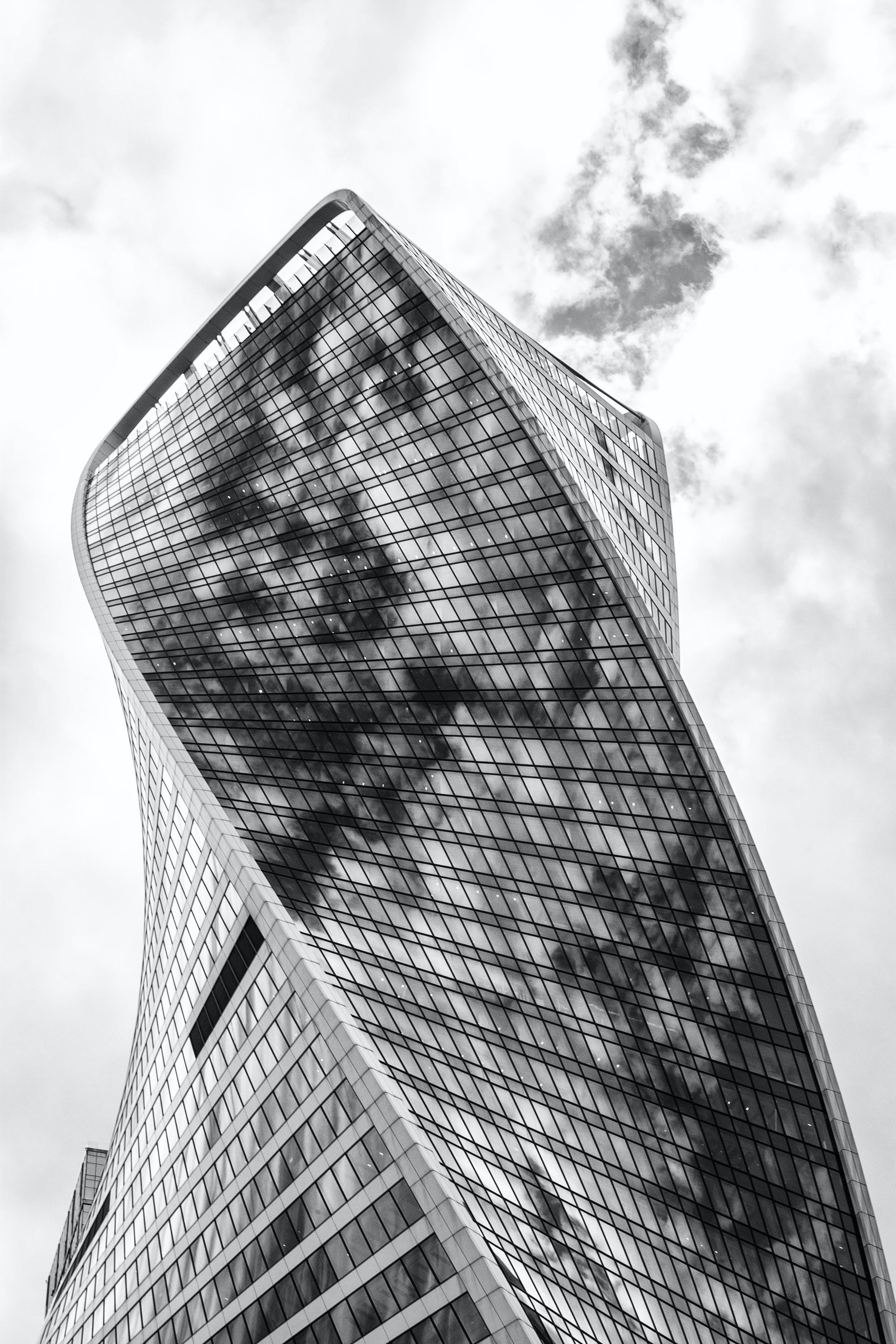 Free stock photo of #architecture, #blackwhite, #city, #moscow
