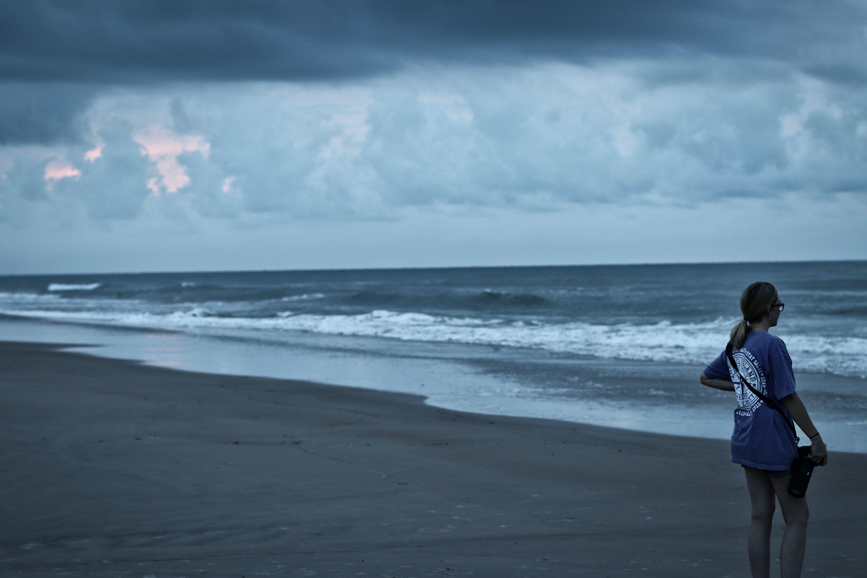 Free stock photo of nature, beach, photographer, sunrise