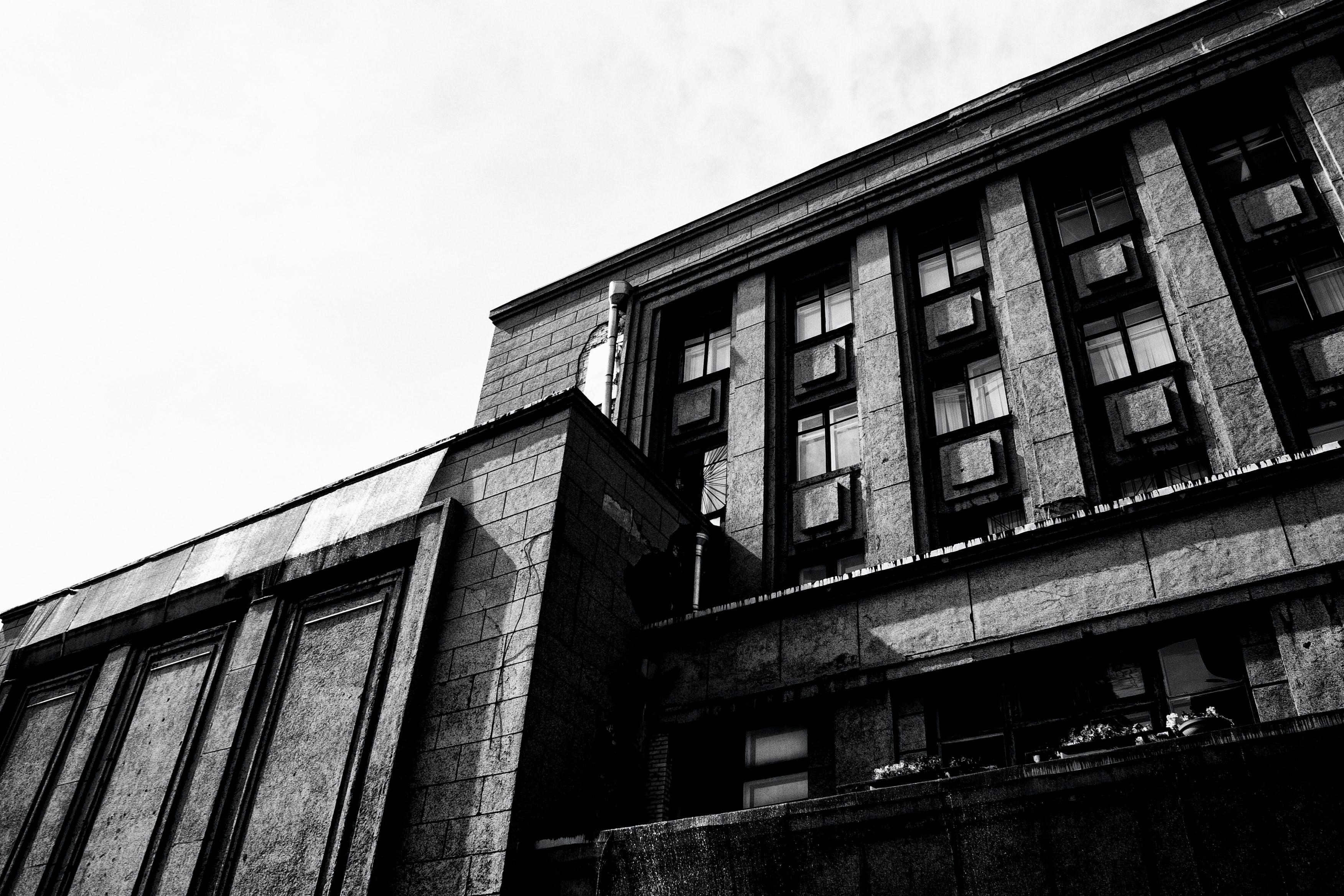 Free stock photo of #blackwhite, #city, #черно_белое, #urban