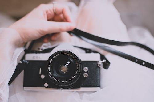 Základová fotografie zdarma na téma clona, fotoaparát, fotograf, klasický