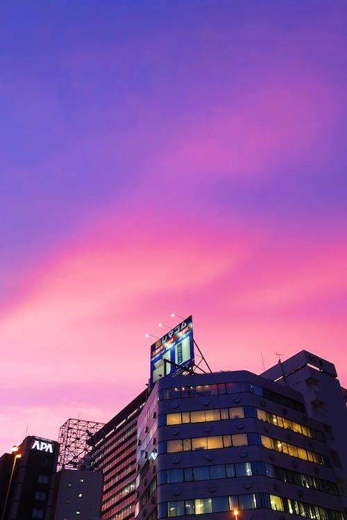 Foto d'estoc gratuïta de capvespre, ciutat, tokyo