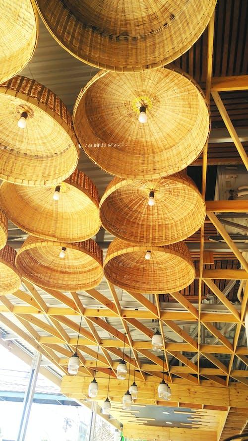 Free stock photo of brown, coffeeshop, interior