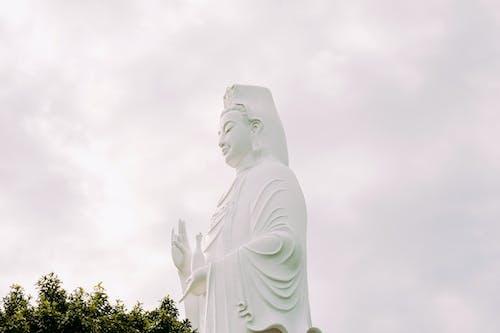 上帝, 低角度攝影, 佛, 佛教 的 免費圖庫相片