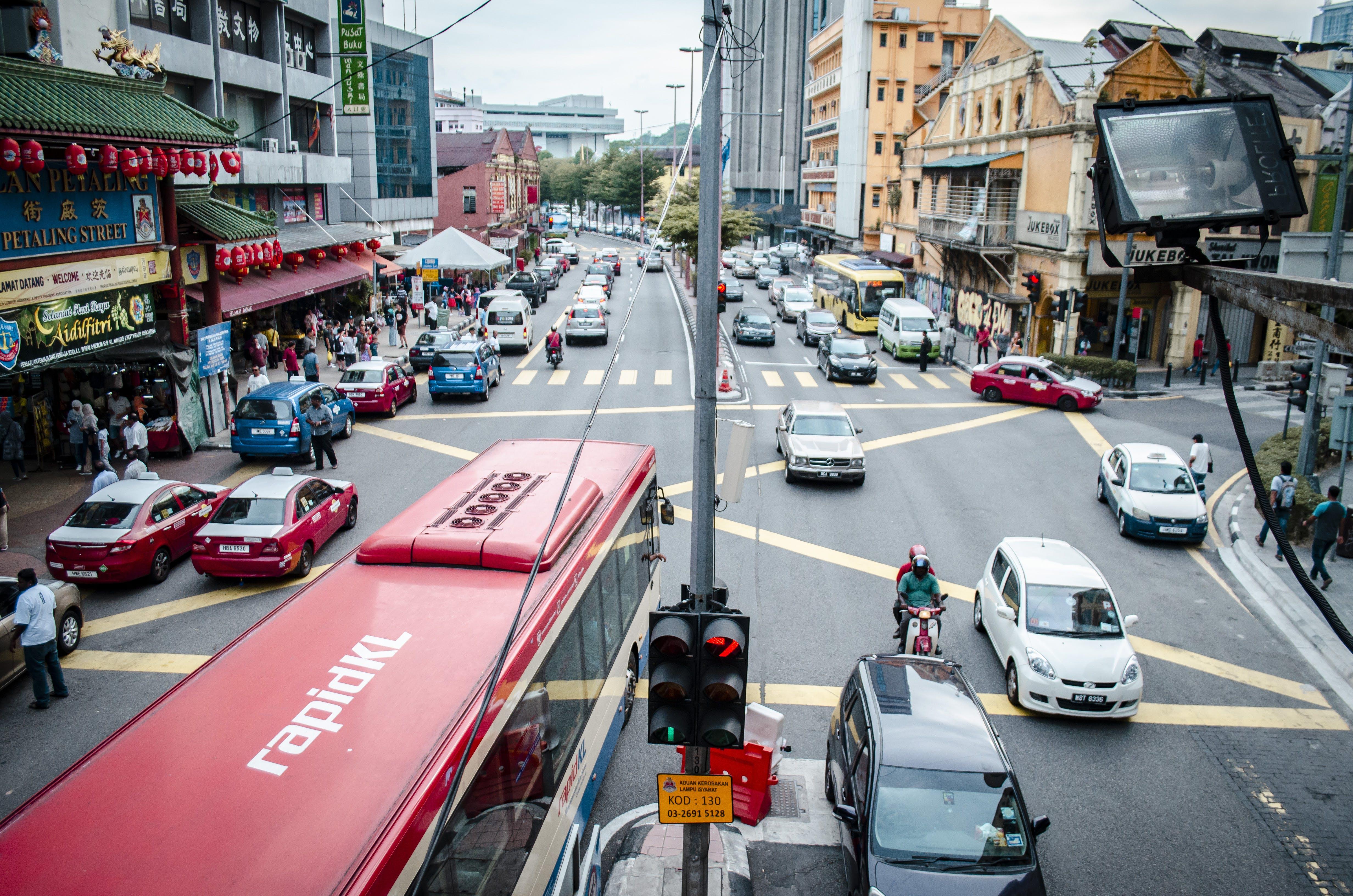 Free stock photo of chinatown, kuala lumpur, petaling street, street