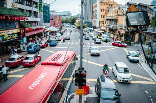 Free stock photo of chinatown, kuala lumpur, petaling street